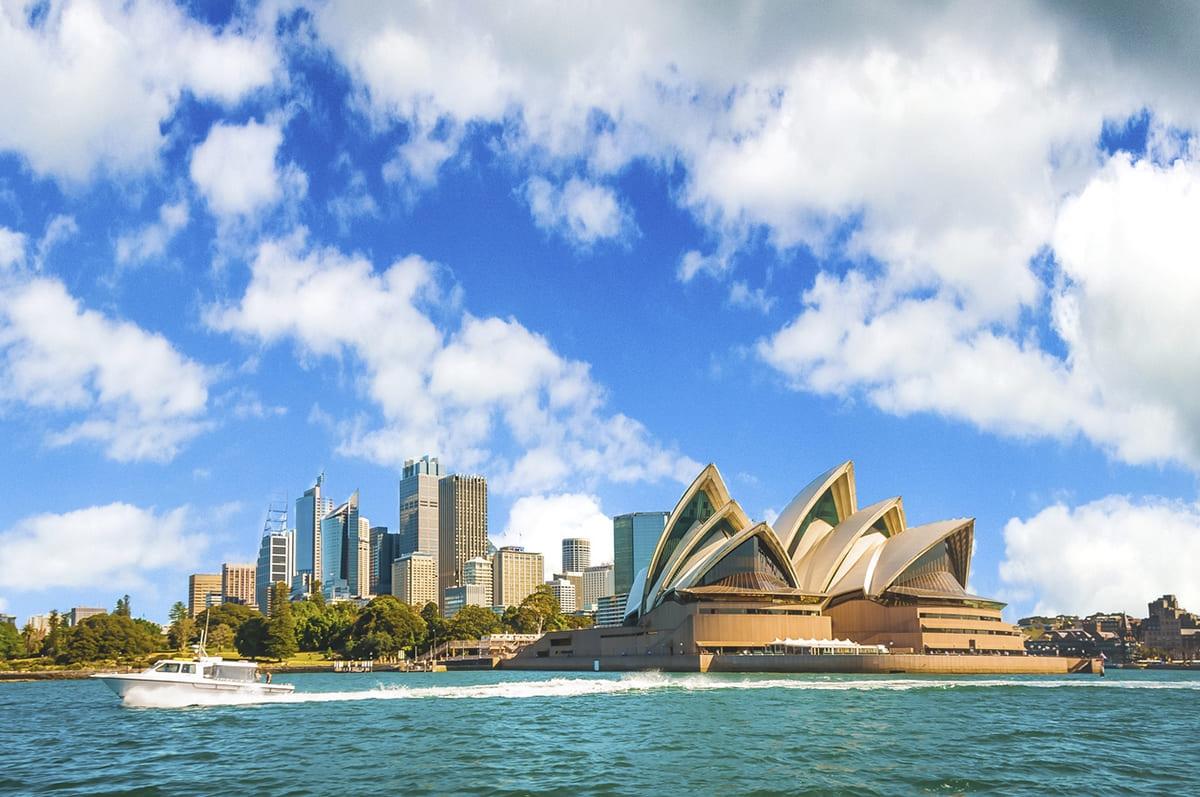 أستراليا 航空券