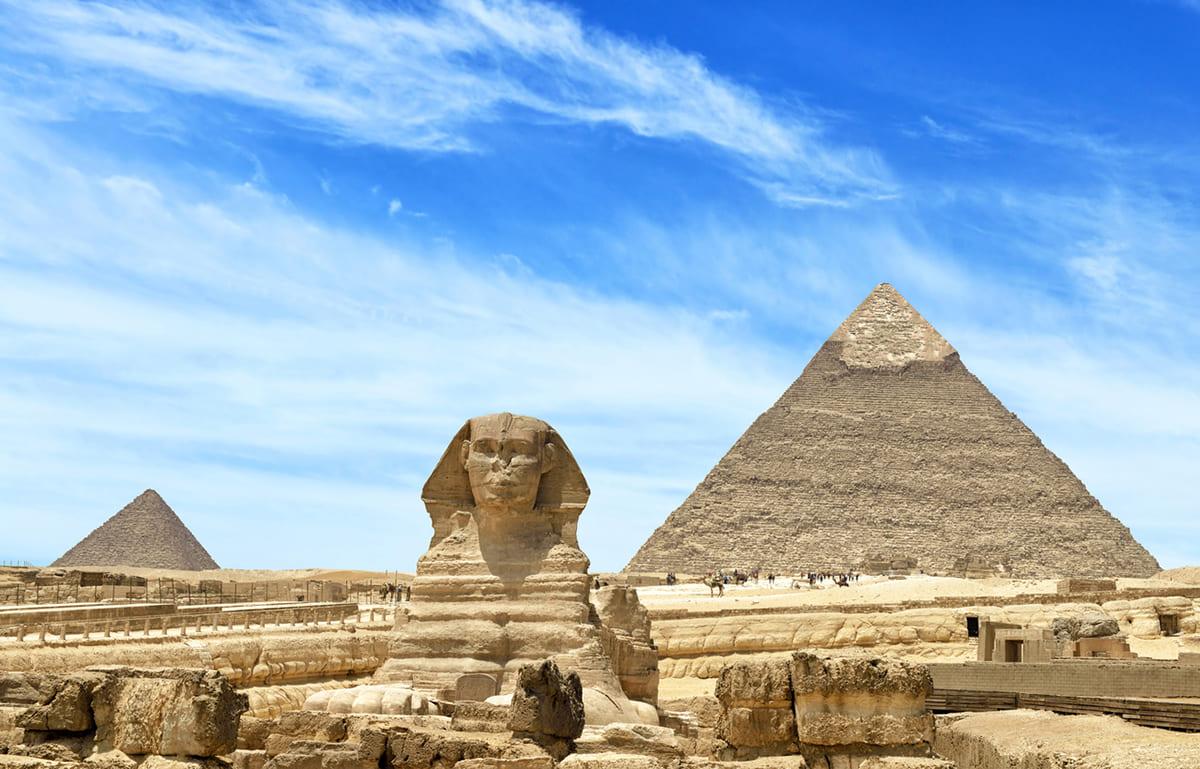 مصر 航空券