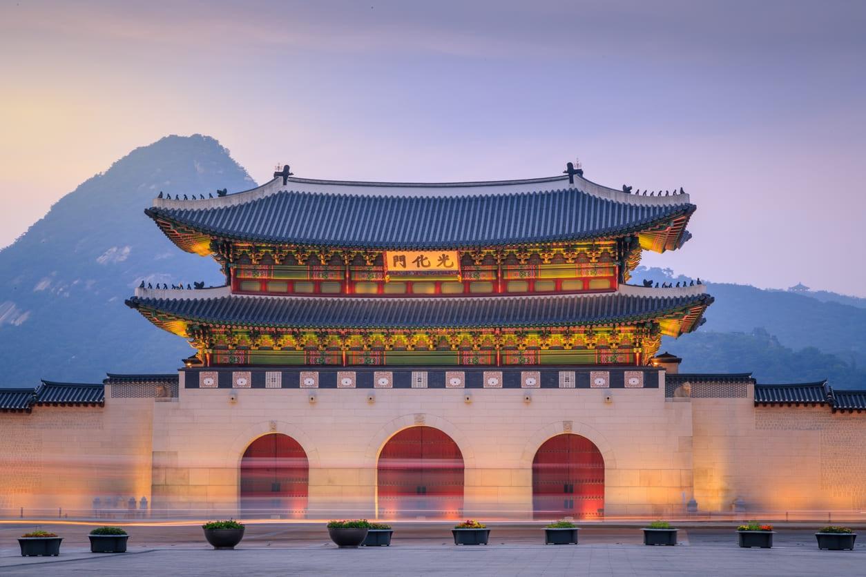 كوريا الجنوبية 航空券
